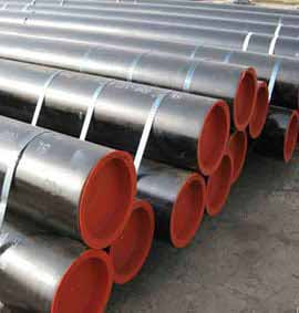 High Yield Carbon Steel API 5L X42 PSL2 Pipes