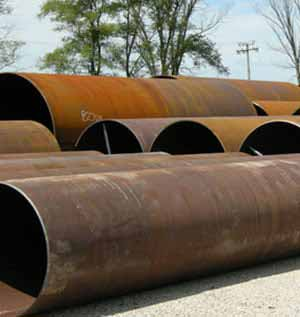 Carbon Steel API 5L IBR Pipe