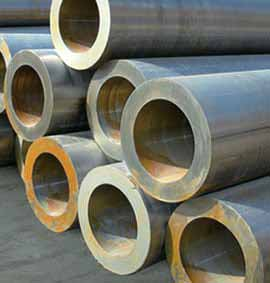 Alloy Steel Gr P12 Ferritic High Temperature Seamless Pipes