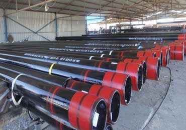 Grade B ASTM A106 Carbon Steel Seamless Pipe