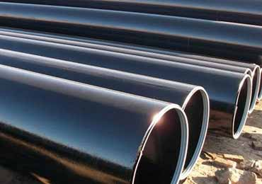 Carbon Steel Seamless Pipe ASTM A106 Gr B CS Seamless Pipes