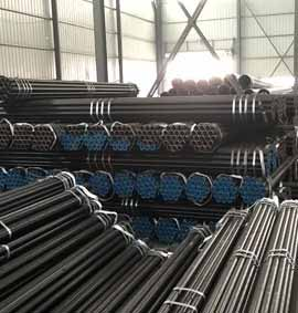 Low Temp Seamless Carbon Steel Pipe