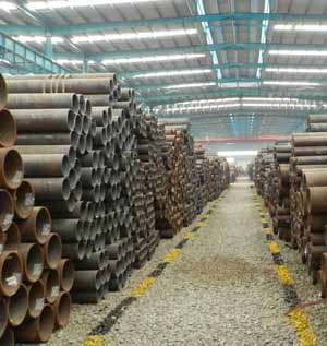 ASTM A53 Seamless Pipes