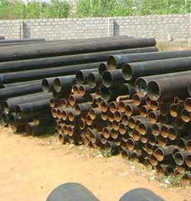 Mild Steel Hollow Pipes