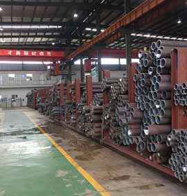 CS ASTM A671 EFW Pipe