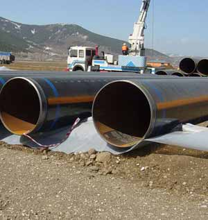 ASTM A333 Grade 6 Low Temperature Pipe