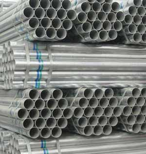 Galvanized Steel Pipe, Galvanized Pipes Supplier, Exporter