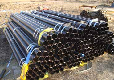 Grade B Carbon Steel Seamless Pipe