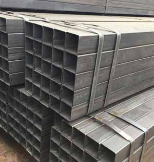 Mild Steel Hollow Sections Pipes Exporter Rectangular