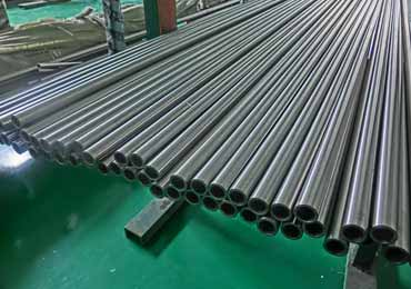 Nickel Alloy Welded Pipes and Tubes