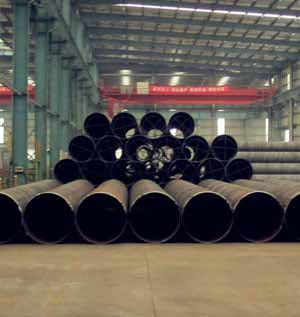 Carbon Steel Spiral Welded Line Pipes