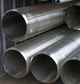 Titanium Welded Pipes and Tubes
