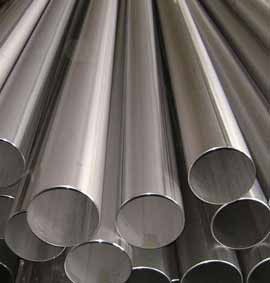 Titanium Alloy Seamless Pipes and Tubes