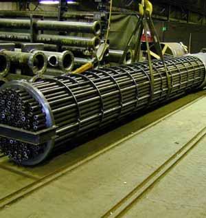 Heat Exchanger Tubes, Carbon Steel Heat Exchanger Tube Exporter